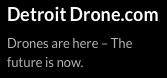 Detroit Drone Logo - Image