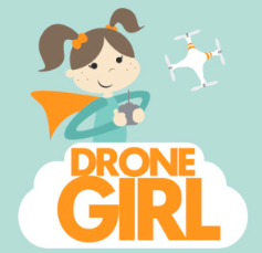 Drone Girl Logo - Image