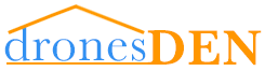 Drones Den Logo - image