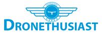 Dronethusiast Logo - image