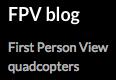 FPV Blog Logo - Image