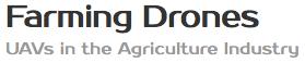 Farming Drones Logo - image
