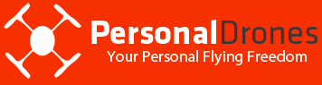 Personal Drones Logo - image