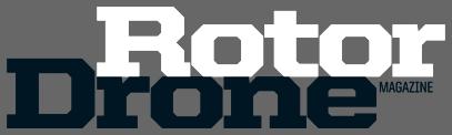 RotorDrone Magazine Logo- Image
