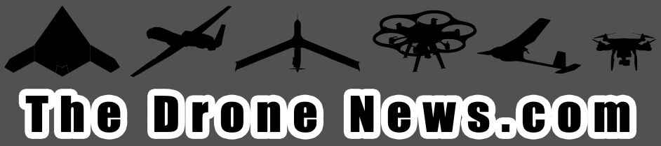 The Drone News Logo - Image