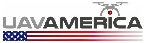 UAV-America Logo - Image