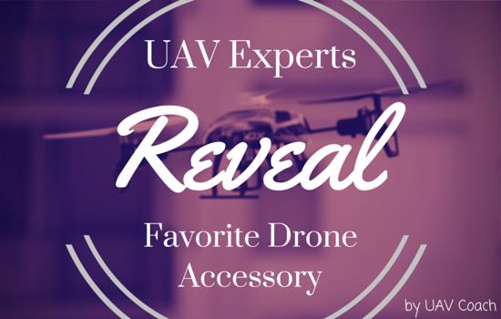 UAV Experts Reveal Favorite Drone Accessory - Image