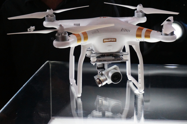 Dji Phantom 3 Drone >> 3 Reasons To Get Stoked For The Dji Phantom 3 Uav Coach