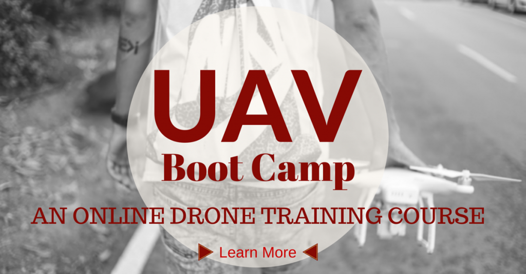 UAV Training Course Image