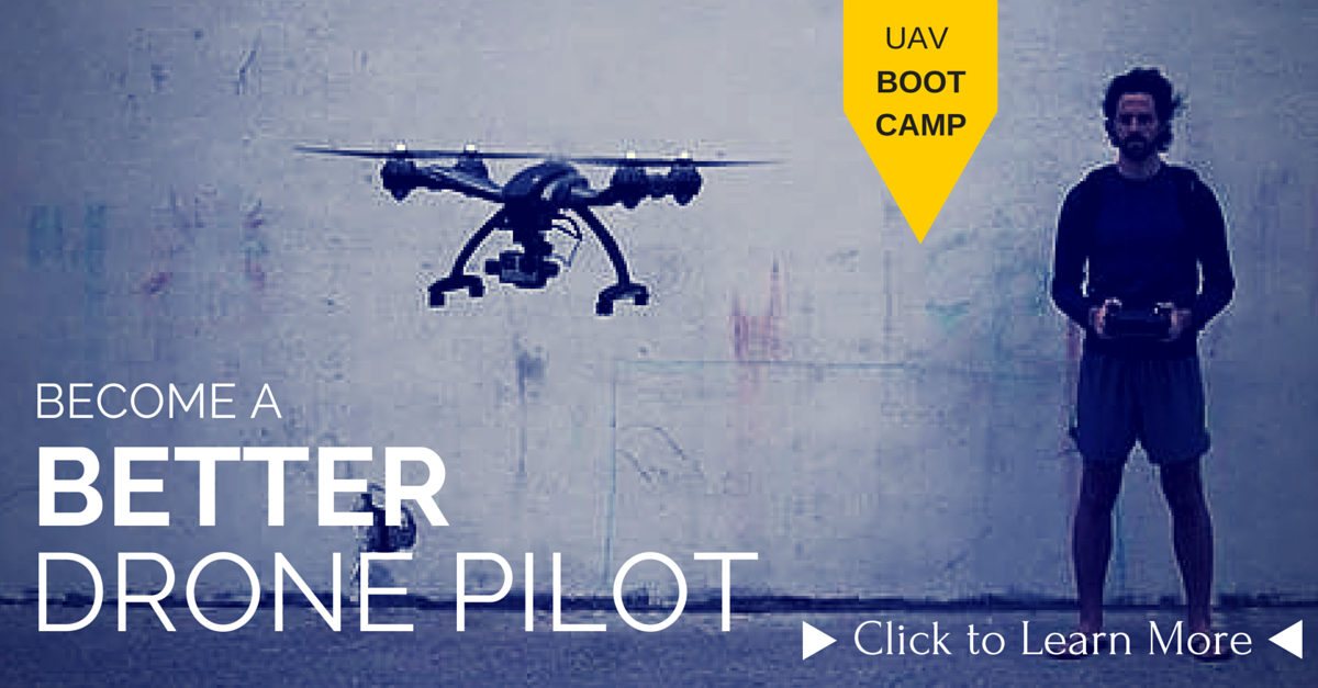 UAV Training Course Image