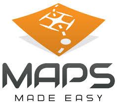 Maps Made Easy logo