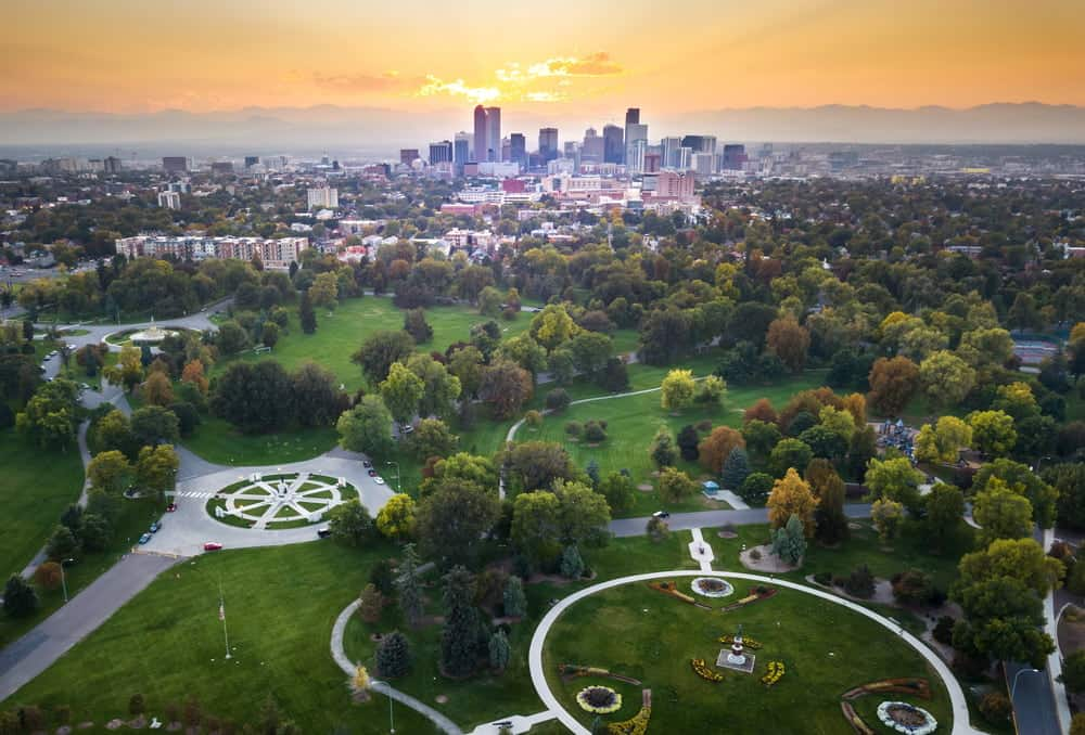 flying a drone in Colorado
