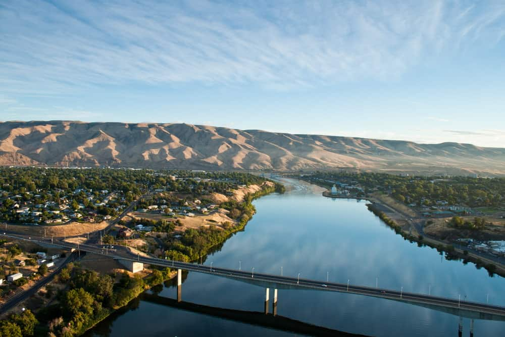 flying a drone in Idaho