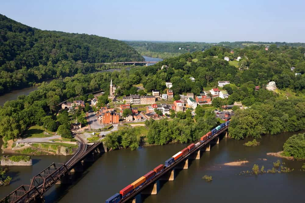 flying a drone in West Virginia