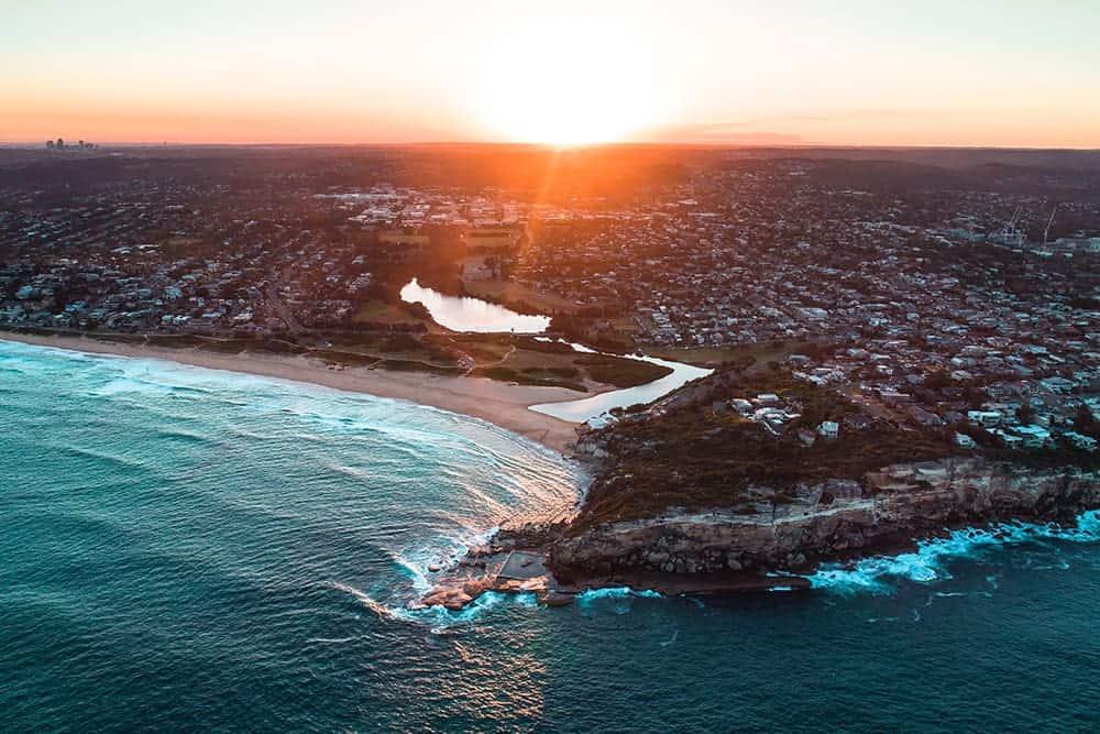 flying a drone in Australia
