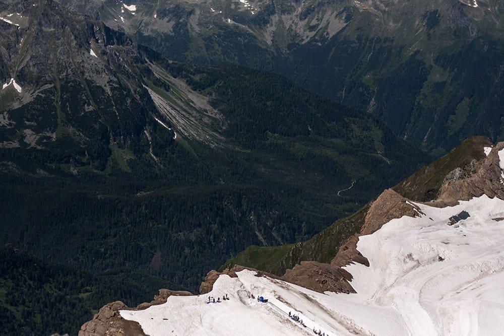 flying a drone in Austria