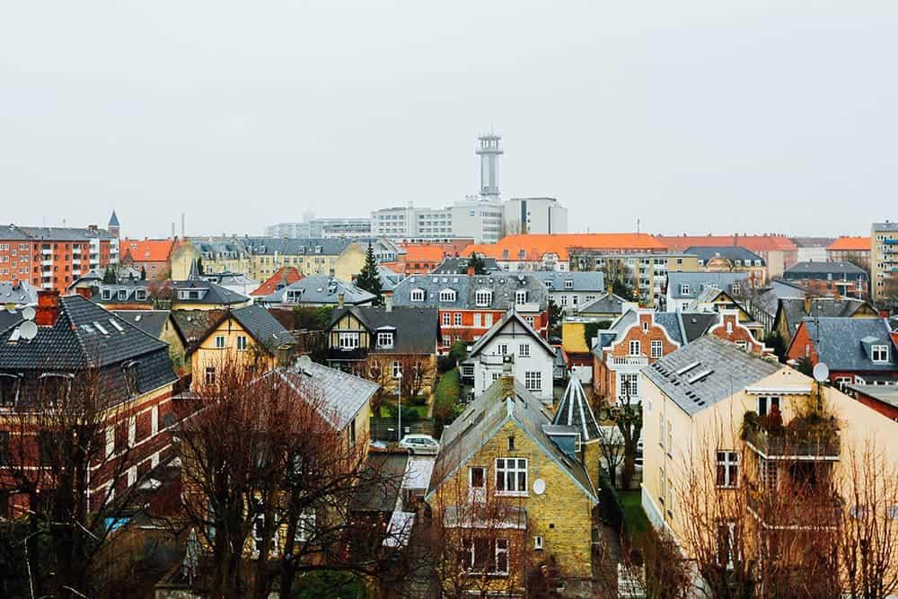 flying a drone in Denmark