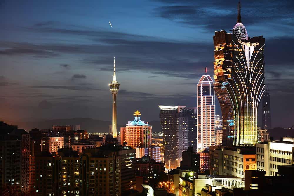 flying a drone in Macau