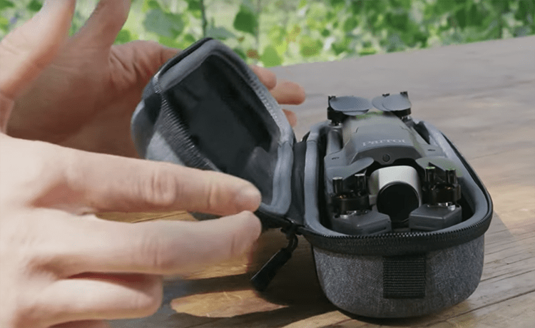 Parrot Launches Anafi Drone, Draws Comparison's with DJI's