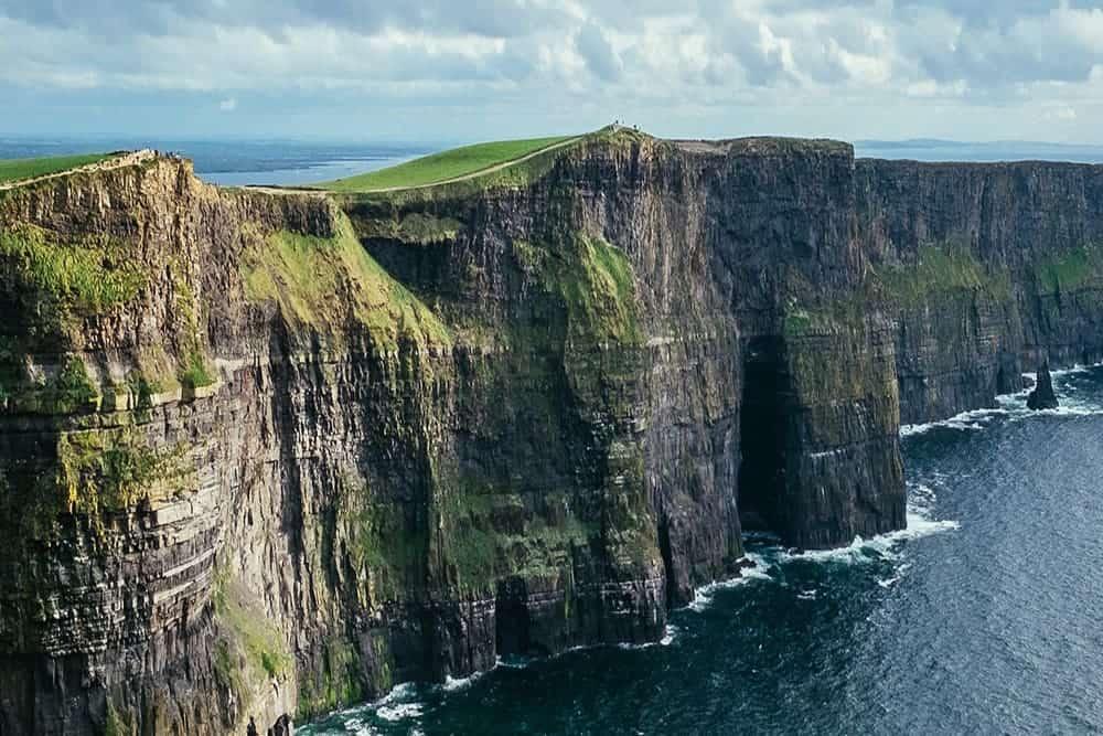 flying a drone in Ireland