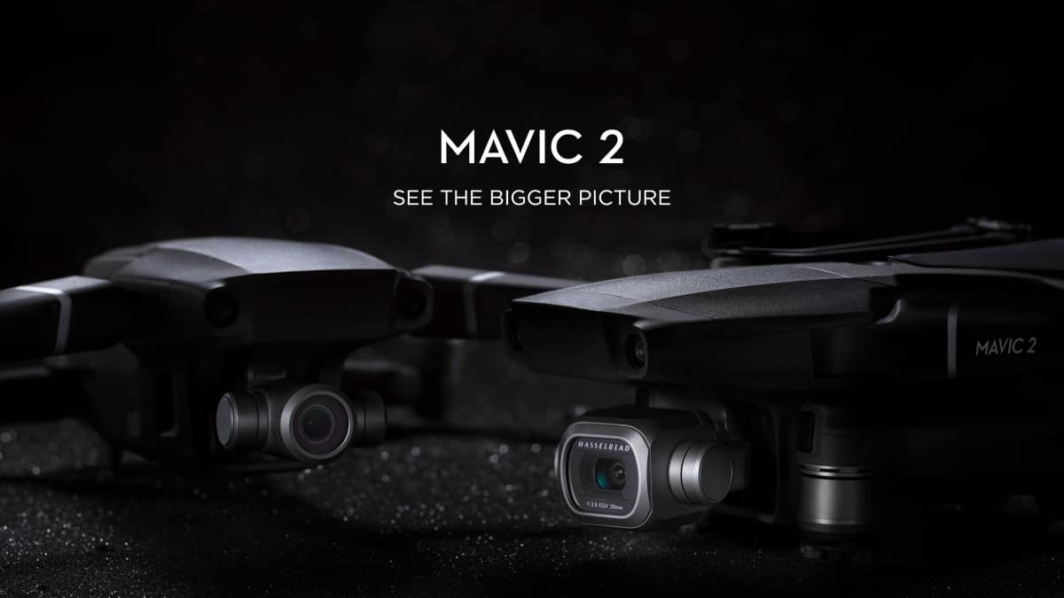 DJI Mavic 2 Pro and Zoom Review