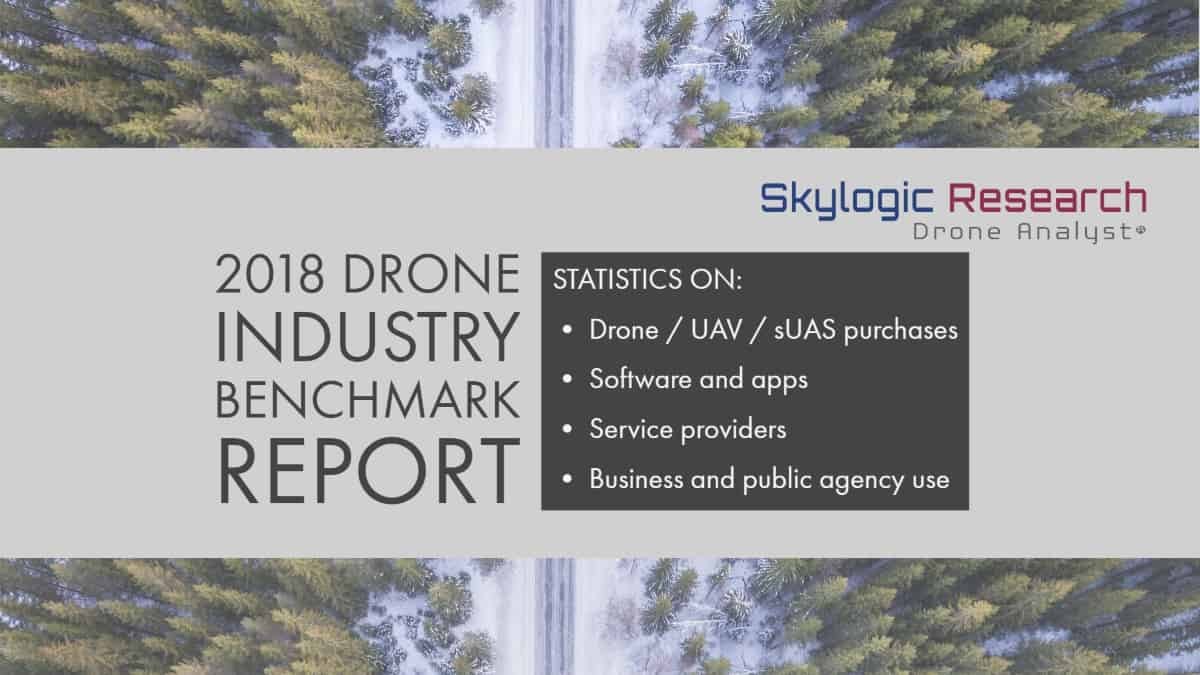 2018 Skylogic Drone Industry Report