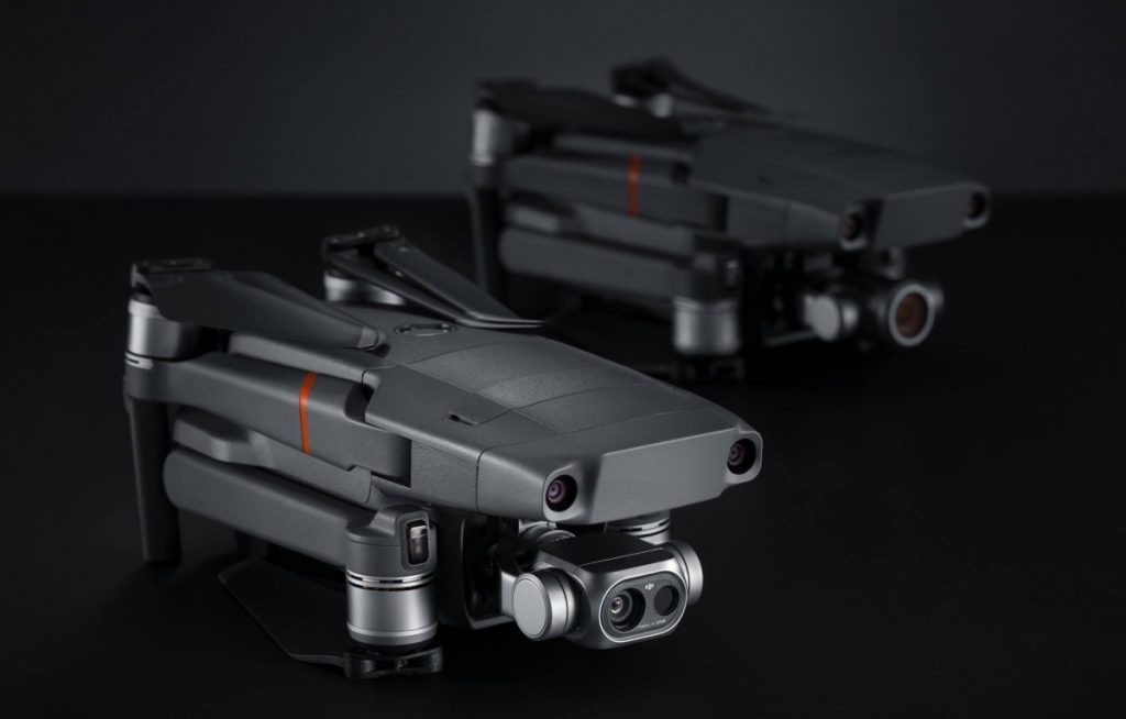 DJI Officially Announces Mavic 2 Enterprise Dual With