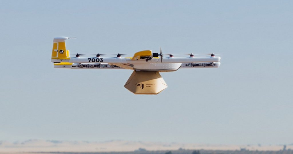 project-wing-drone-fb
