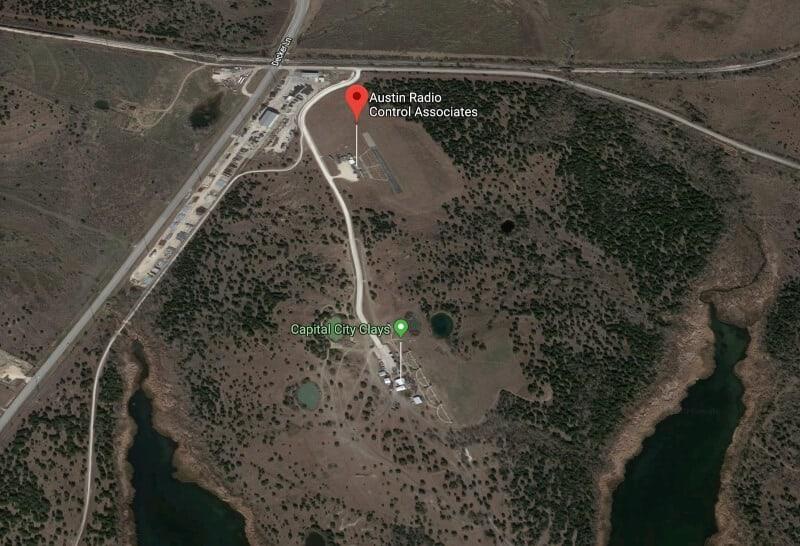 fly drone ARCA Field (AMA)