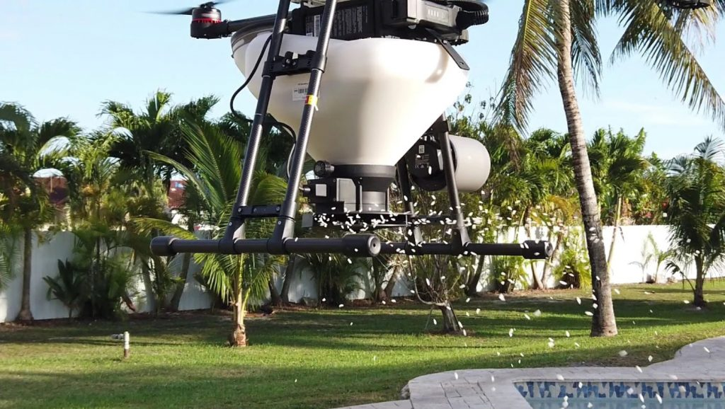 drone-podder