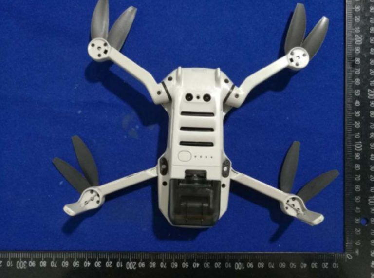 Mavic Mini Leaked Photos