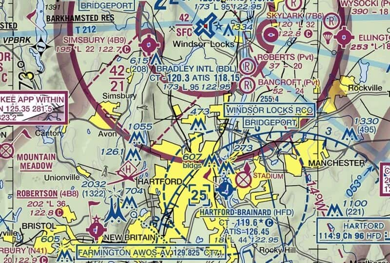 fly drone Hartford