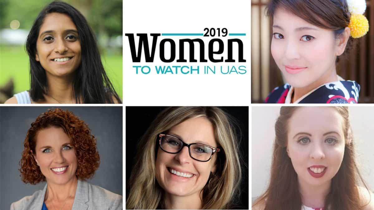 2019 Women To Watch In UAS