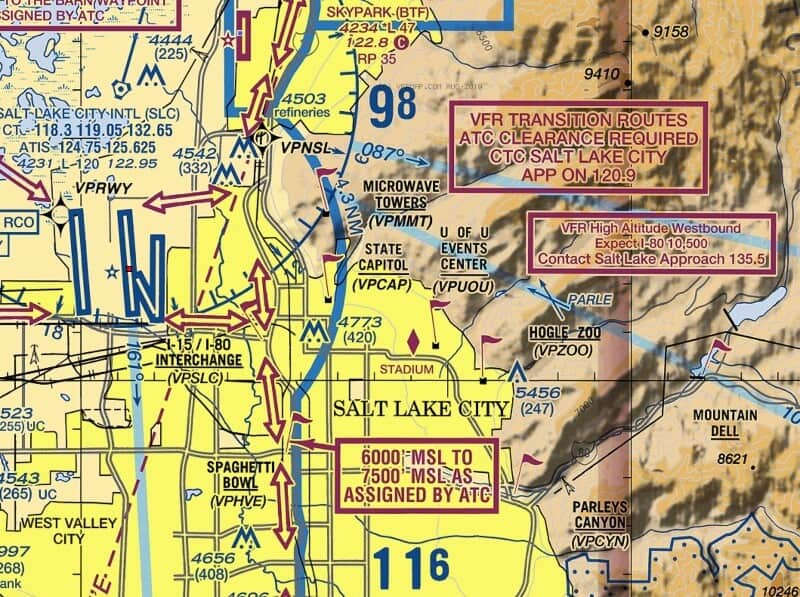 fly drone Salt Lake City